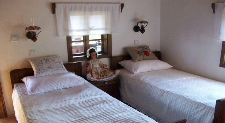 Stara Lonja chambre traditionnelle