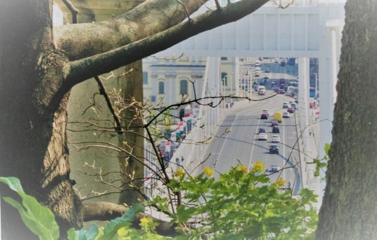 Budapest colline Gellért pont elisabeth