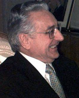 Franjo Tudman homme politique et premier président de la république indépendante de Croatie
