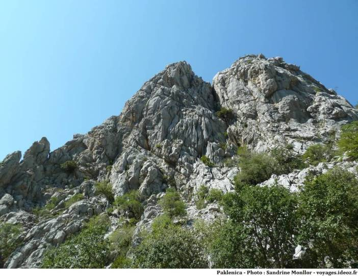 massif de Paklenica
