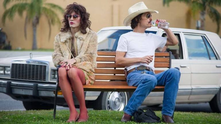 Dallas Buyers club Rayon et Ron Woodroof