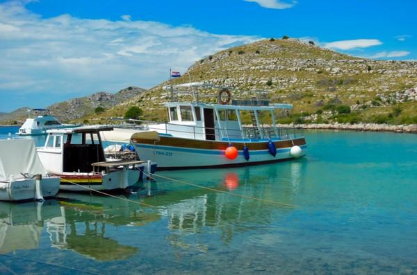 Visite des iles kornati avec Ivan depuis Zadar