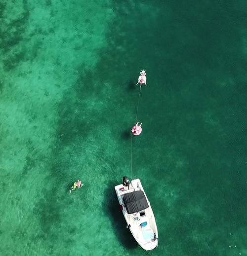balade en bateau dans l'archipel de zadar avec un skipper francophone