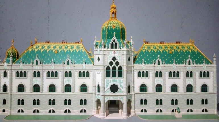 Budapest: journée mondiale de l'Art Nouveau 1