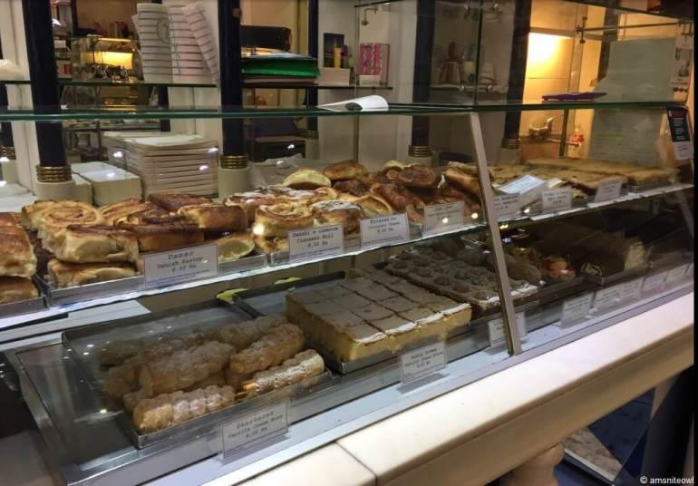 Tradicija pastry patisserie Boulangerie à Split