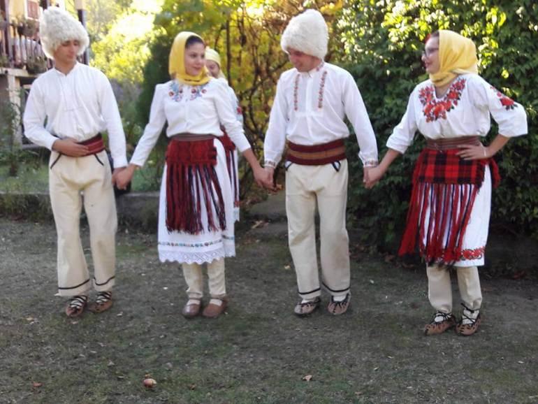 Valaques en serbie
