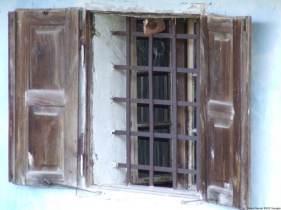 Arilje fenêtre de la maison de l'ermite (1)