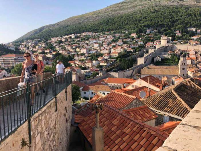 Dubrovnik remparts
