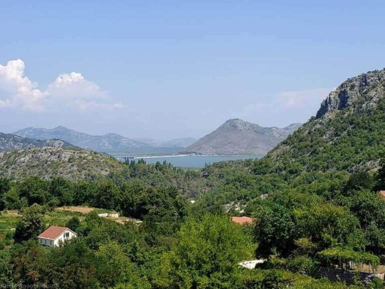 lac Skadar depuis Badanj