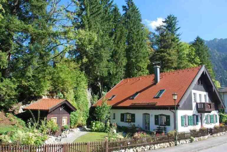 appartement Villa Asih Oberammergau