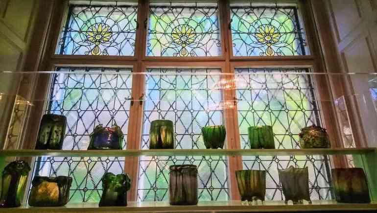 exposition Perspective hongroise Art Nouveau villa de György Ráth