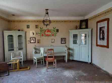 Krcedin intérieur d'une maison
