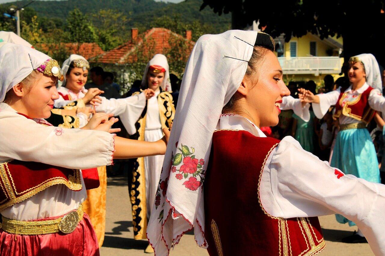 danses traditionnelles en bosnie herzégovine