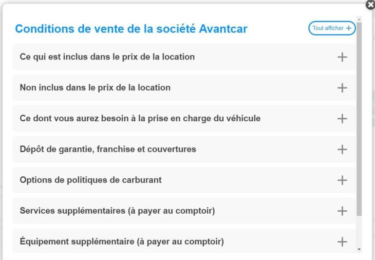 Réserver une voiture de location en Croatie sur internet : agences les plus fiables 11