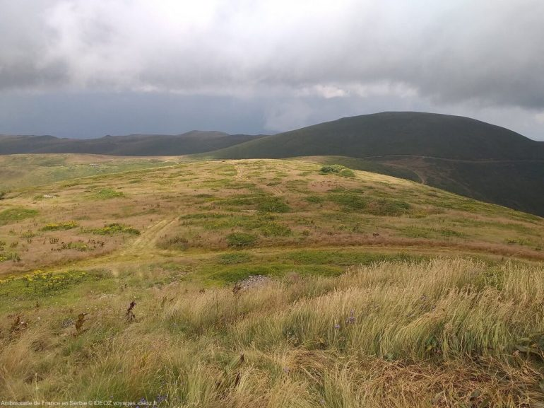 Randonnée à Stara Planina, sur la via dinarica voie verte en Serbie 2