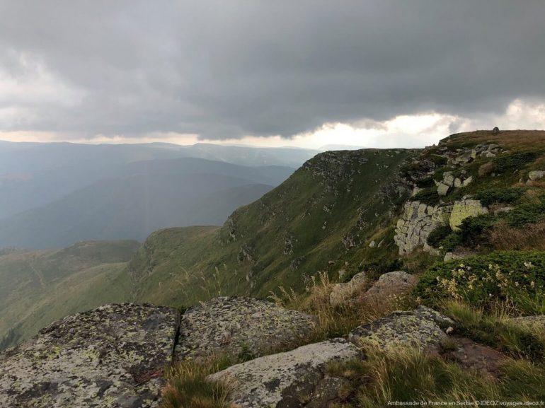 Randonnée à Stara Planina, sur la via dinarica voie verte en Serbie 7