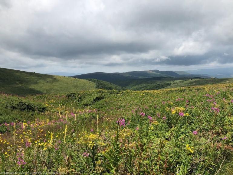 Randonnée à Stara Planina, sur la via dinarica voie verte en Serbie 3