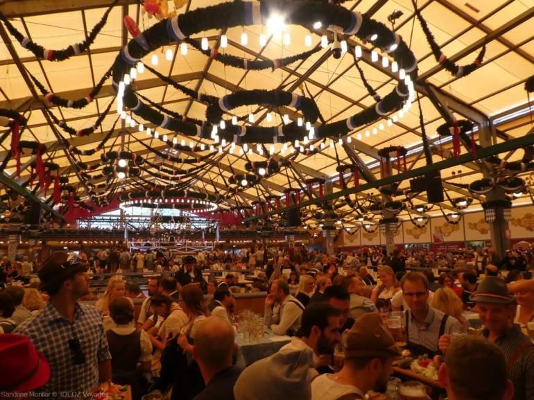 Comment choisir la meilleure tente lors de la fête de la bière de Munich? 4