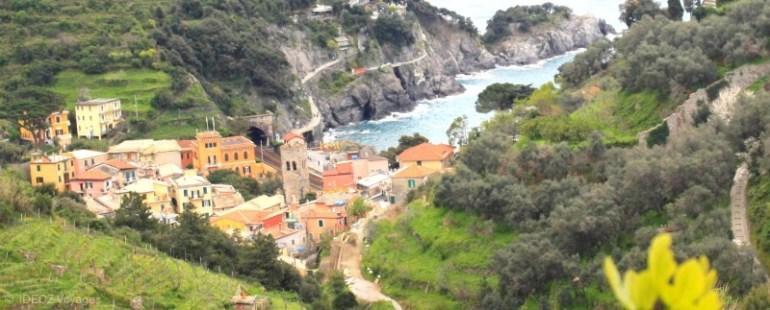 Cinque Terre, la Riviera Ligure du Levant (Voyage Italie) 11