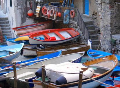 Cinque Terre, la Riviera Ligure du Levant (Voyage Italie) 13