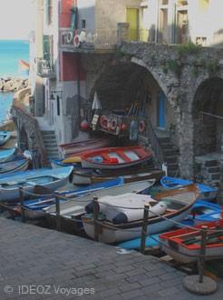 Cinque Terre, la Riviera Ligure du Levant (Voyage Italie) 14