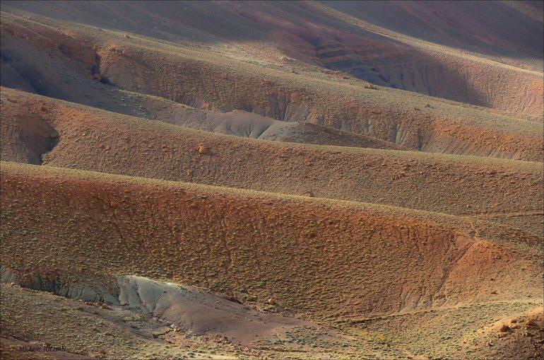 terre berbère au maroc