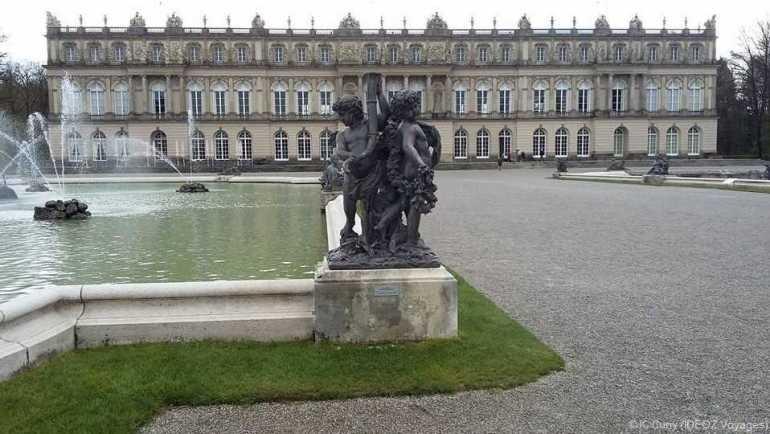 château herrenchiemsee le versailles de louis II de bavière