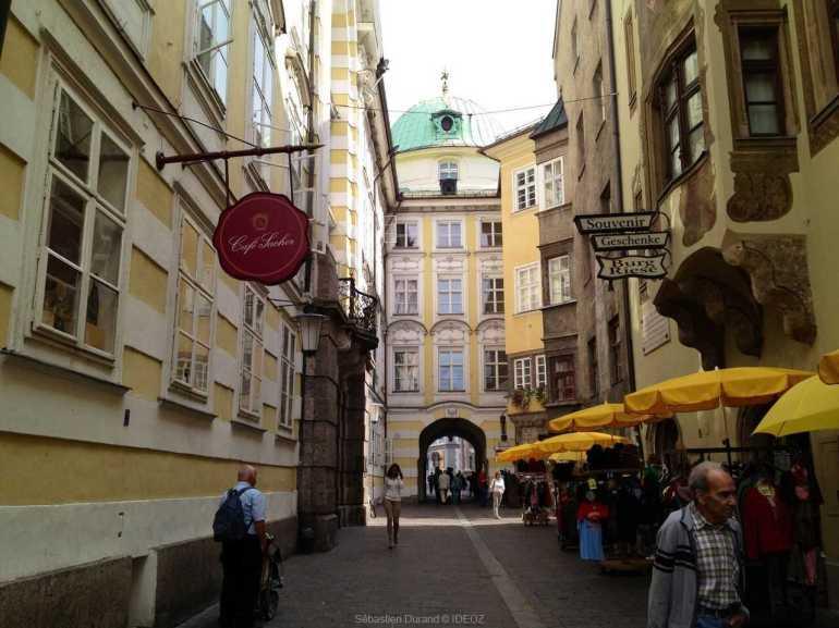 café sacher Innsbruck