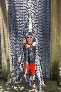 Bali Bird Park - Luka Fort Boyard