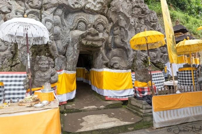 Goa Gajah - grotte