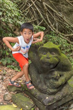 Monkey Forest - Ouhouhouh