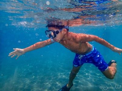 Taman Sari - snorkeling Luka