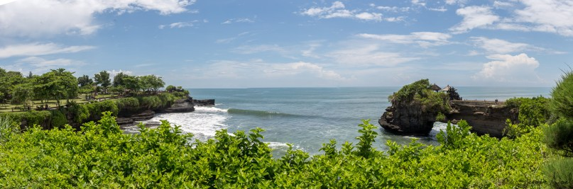 Tanah Lot - panorama