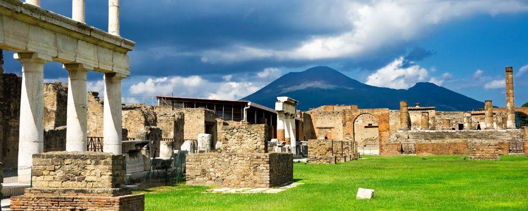 Pompei Vesuve