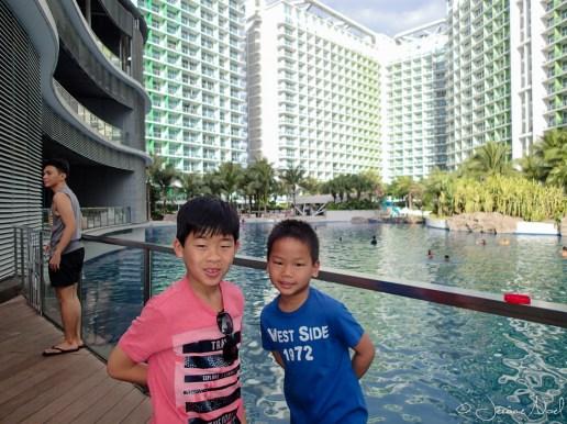 Manille - Piscine Azure Resort