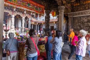 Qingshui Zushi Temple - Prières