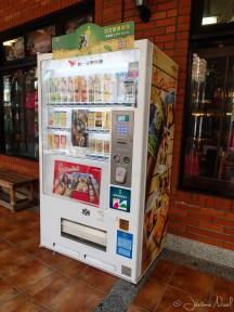 Taipei - distributeur