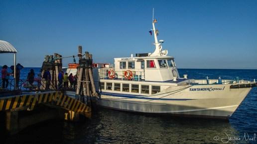 Sibulan - bateau pour Liloan
