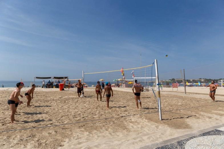 Beach Volley Copacabana