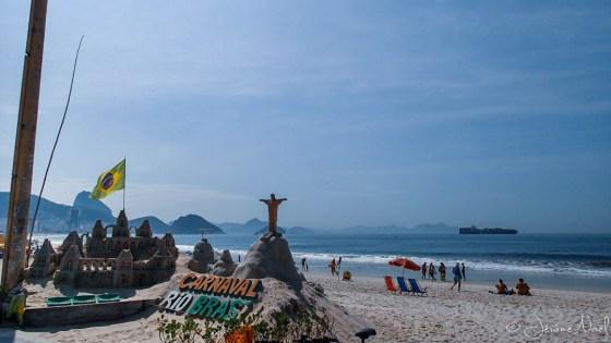 Mini Christ Copacabana