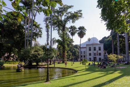 Jardin du Museu da Republica