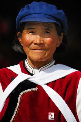 Lijiang (Lìjiāng 丽江), patrimoine mondiale de l'UNESCO, Yunnan (Yúnnán 云南)
