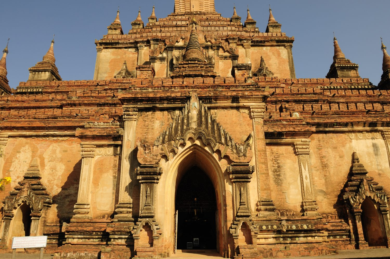 Le temple Sulamani
