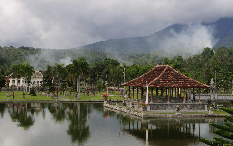 Amed et Ujung (Taman Ujung), Bali, Indonésie