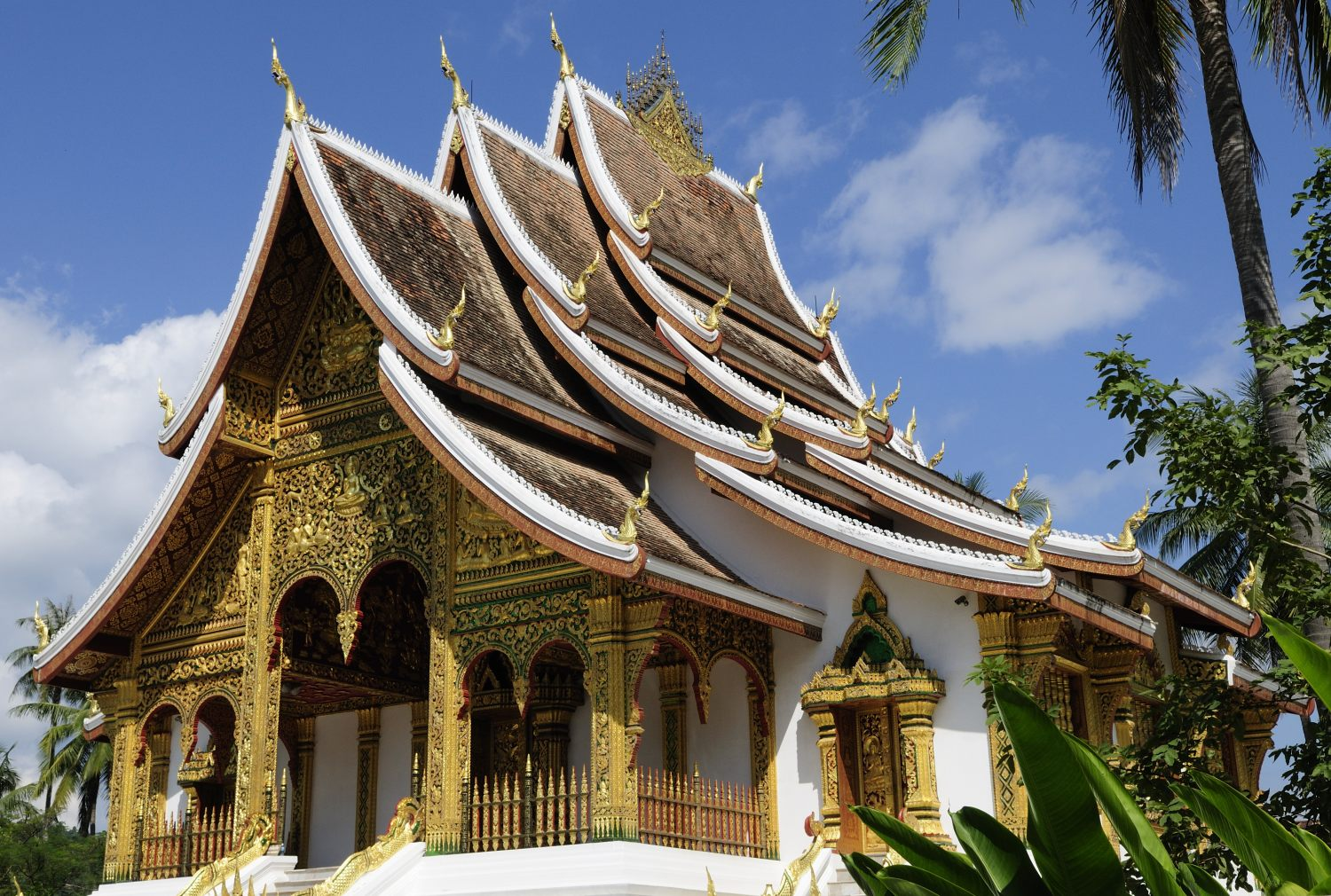 Ancien Palais Royal (Haw Pha Bang), Luang Prabang, Laos