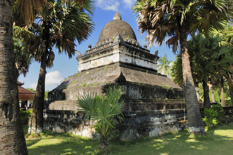 Stupa That Makmo, Luang Prabang, Laos (That Pathoum)