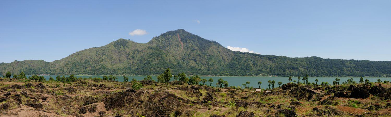 Région du volcan Gunung Batur, Bali