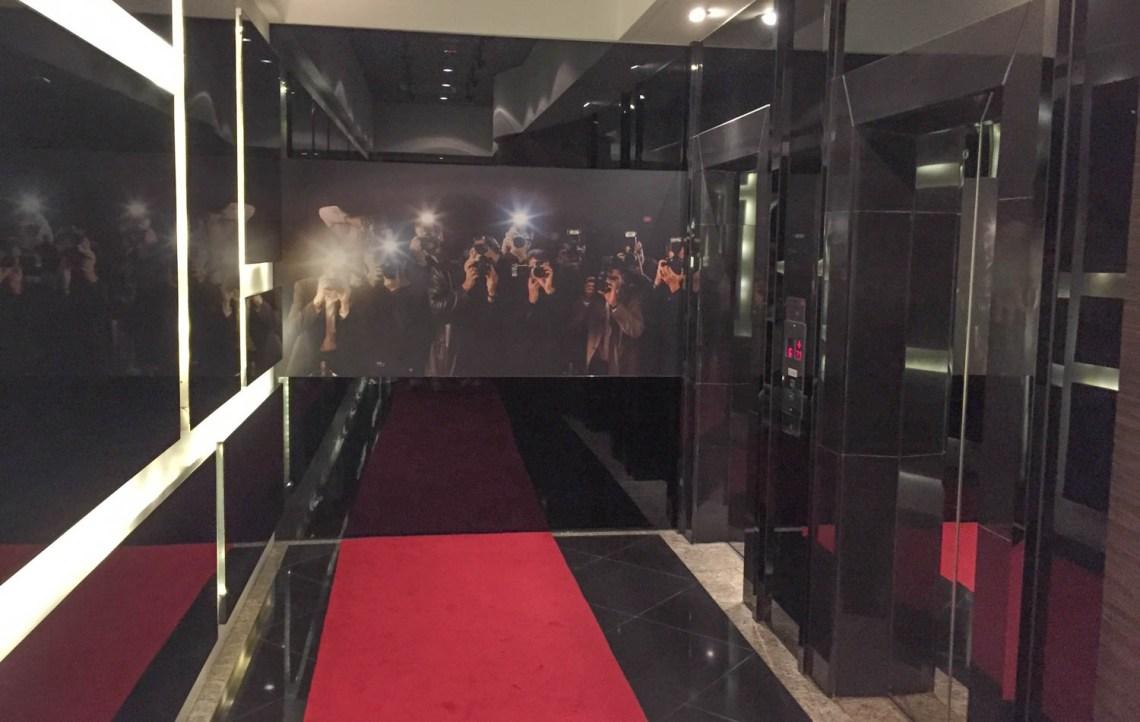 Hong-Kong, Xiāng Gǎng 香港 : Hotel Butterfly on Hollywood