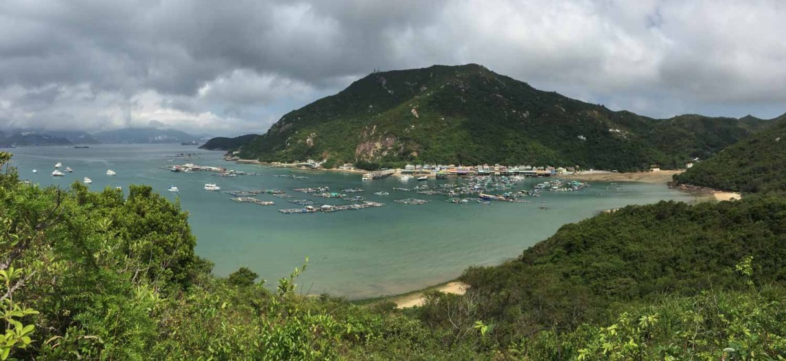 Ile de Lamma, Hong-Kong