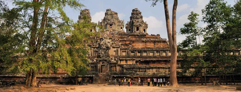 Ta Keo, Angkor, Cambodge